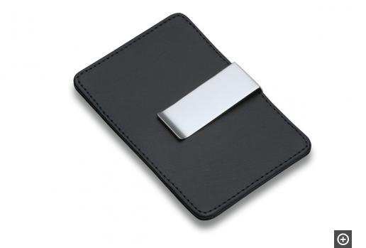 Money clip, credit card holder, gifts for men, leather money clip, money holder, gifts that are easy to post, light gifts to post,