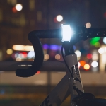 rechargeable bicycle light, men's gifts, bicycle gifts, cyclist gifts