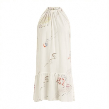 Jellyfish skirt dress
