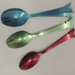 unusal gifts, salad servers