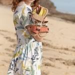 Seaweed White Tathra Dress