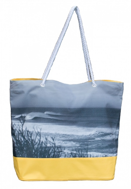Beach bags, light gifts to post, summer beach bag with zip, barwon heads beach bags, Macier 3