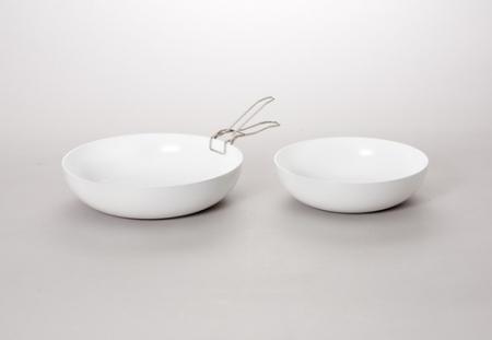 elegant white cookwear, mulit purpose cookewear
