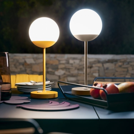 fermob mooon outdoor lighting