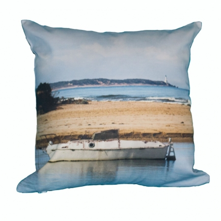 Coastal theme cushions, interior design cushions Macier 3 cushions
