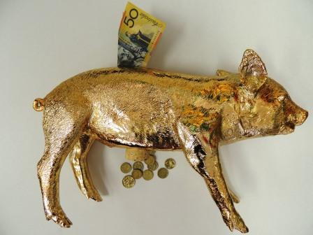 best presents ever, pig presents, money boxes,
